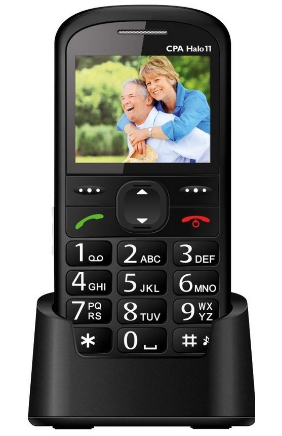 MYPHONE CPA HALO 11 BLACK