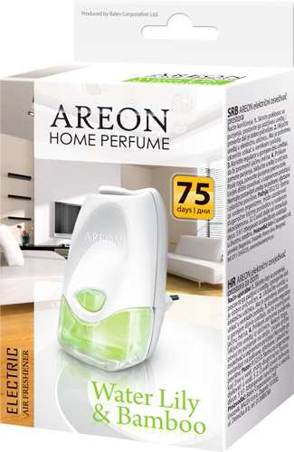 AREON HP ELECTRIC WATER LILY AND BAMBOO