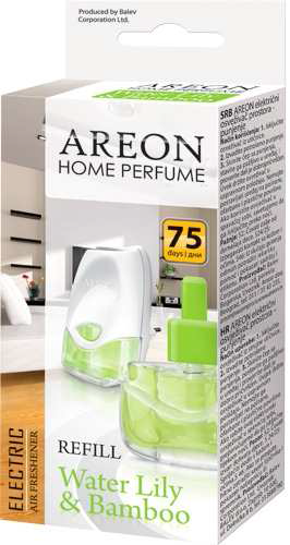AREON HP ELECTRIC NAPLN WATER LILY AND BAMBOO