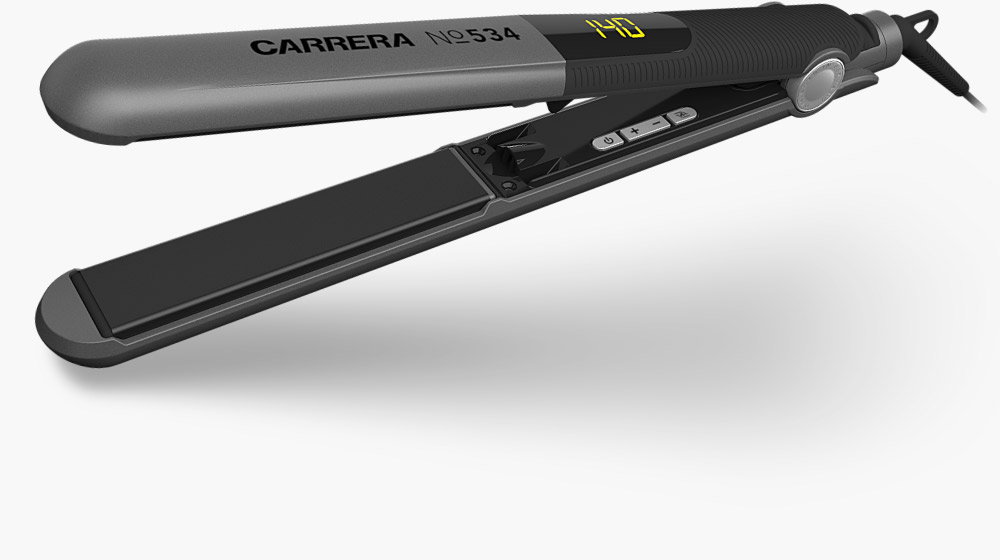 CARRERA HAIR STRAIGHTENER NO 534