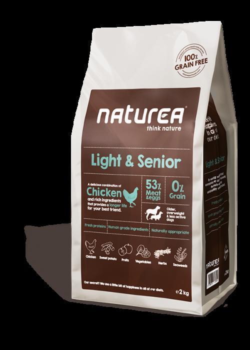 NATUREA LIGHT & SENIOR 2KG