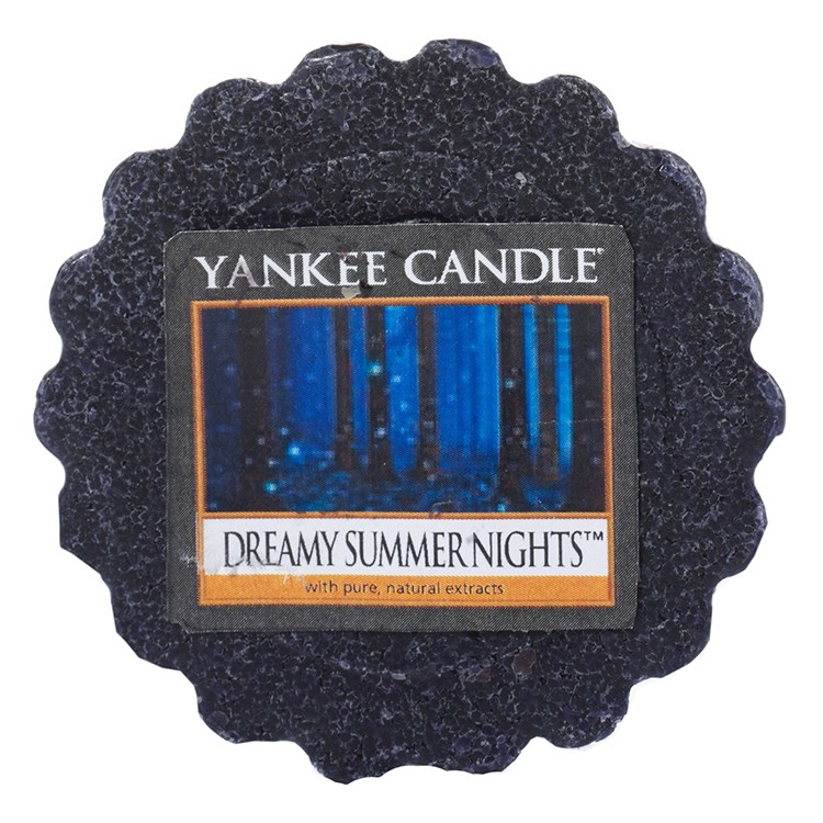 YANKEE CANDLE 1352150E VONNY VOSK DREAMY SUMMER NIGHTS