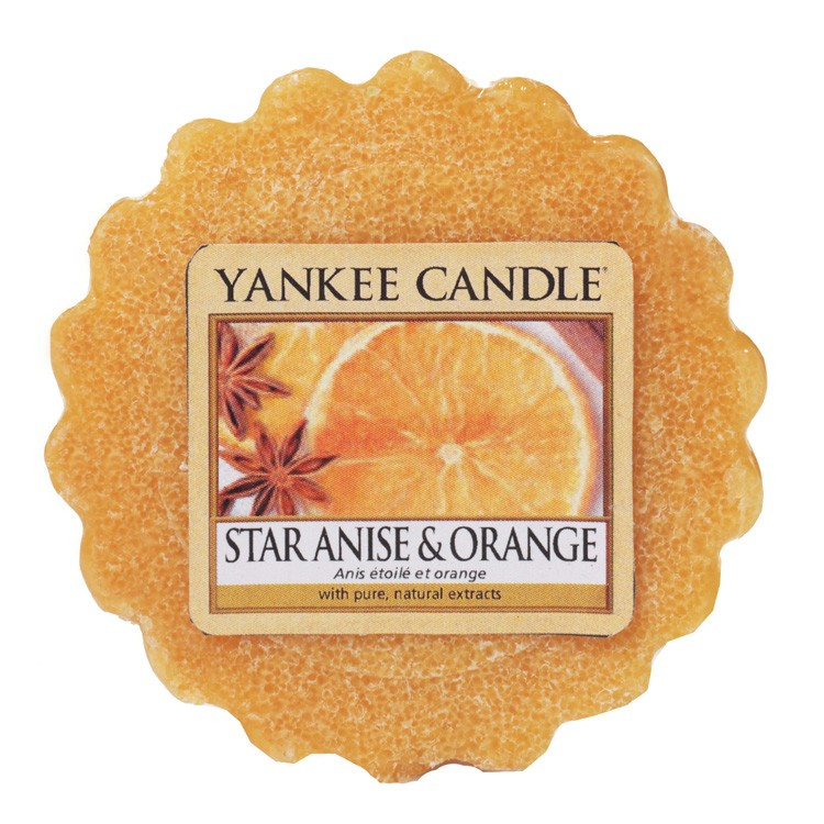 YANKEE CANDLE 1521068E VONNY VOSK STAR ANISE AND ORANGE