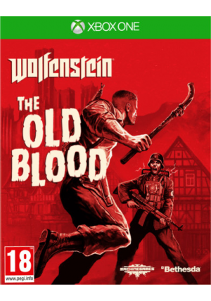 XBOX ONE WOLFENSTEIN:THE OLD BLOOD
