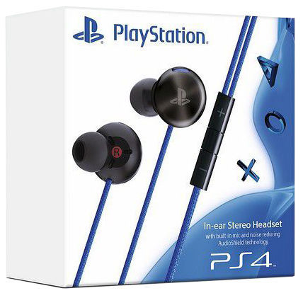 PS4 COBRA INEAR STEREO HEADSET