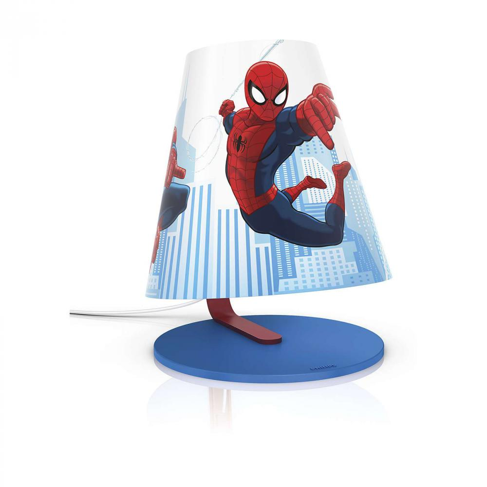 PHILIPS 71764/40/16 STOLNA LAMPA SPIDERMAN LED DISNEY