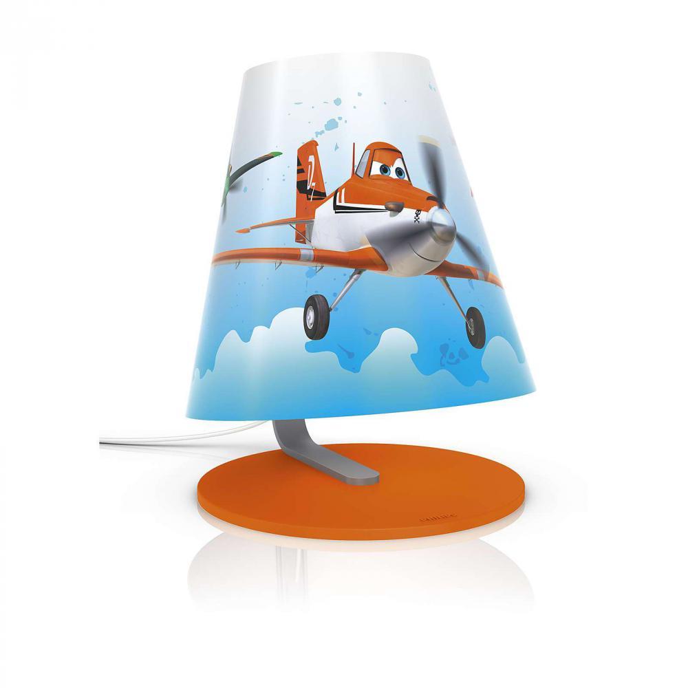 PHILIPS 71764/53/16 STOLNA LAMPA PLANES LED DISNEY