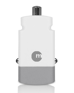 MACALLY MICRO USB CAR CHARGER