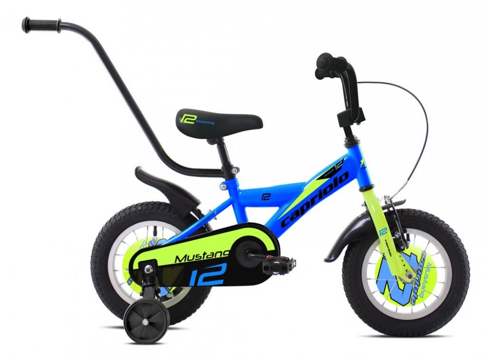 CAPRIOLO BMX 12HT MUSTANG BLUEGREENBLACK 92010712