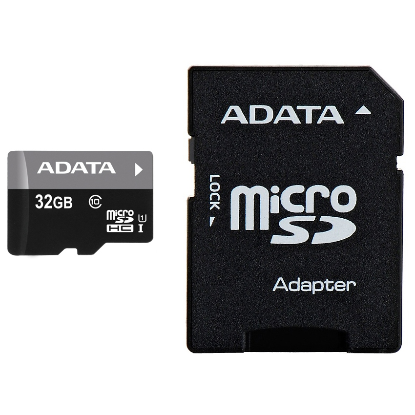 A-DATA MICRO SD UHS I 32GB AUSDH32GUICL10-RA1