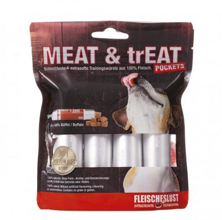 ACANA MEAT & TREAT BUFFALO 4X40G