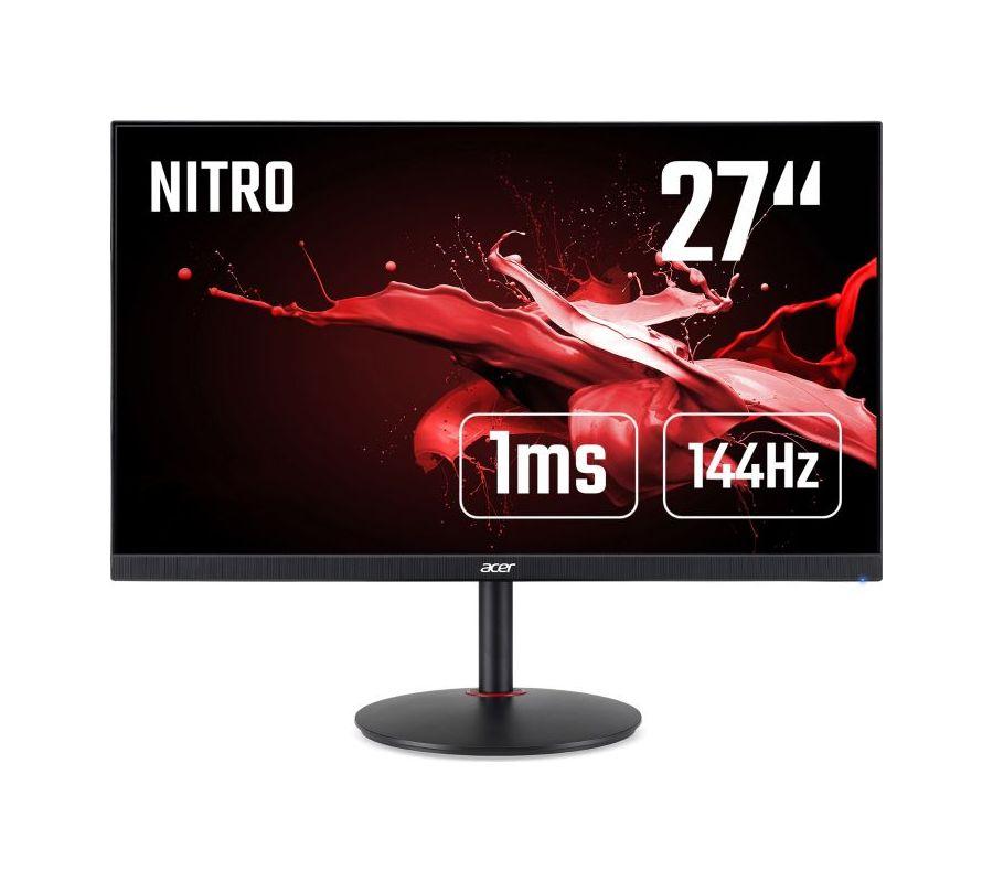 ACER LCD NITRO XV272UPBM 27.0 WQHD 144HZ 1MS PIVOT UM.HX2EE.P01