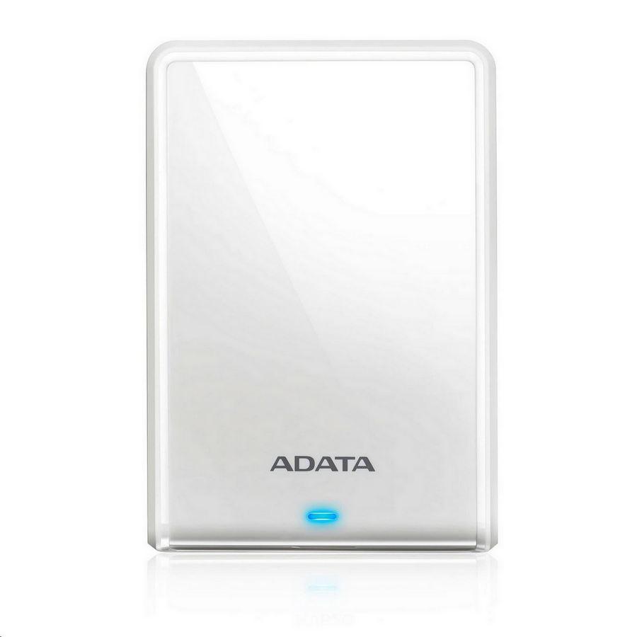 ADATA HV620S 1TB EXTERNAL 2.5 HDD BIELY, AHV620S-1TU31-CWH