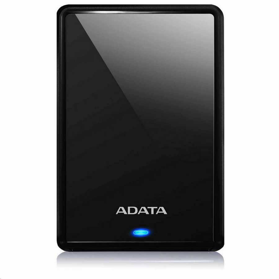 ADATA HV620S 1TB EXTERNAL 2.5 HDD CIERNY, AHV620S-1TU31-CBK