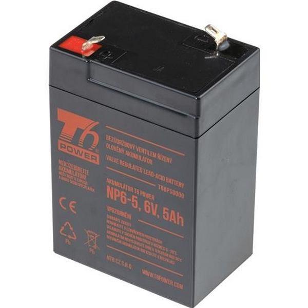 AKUMULATOR T6 POWER NP6-5, 6V, 5AH