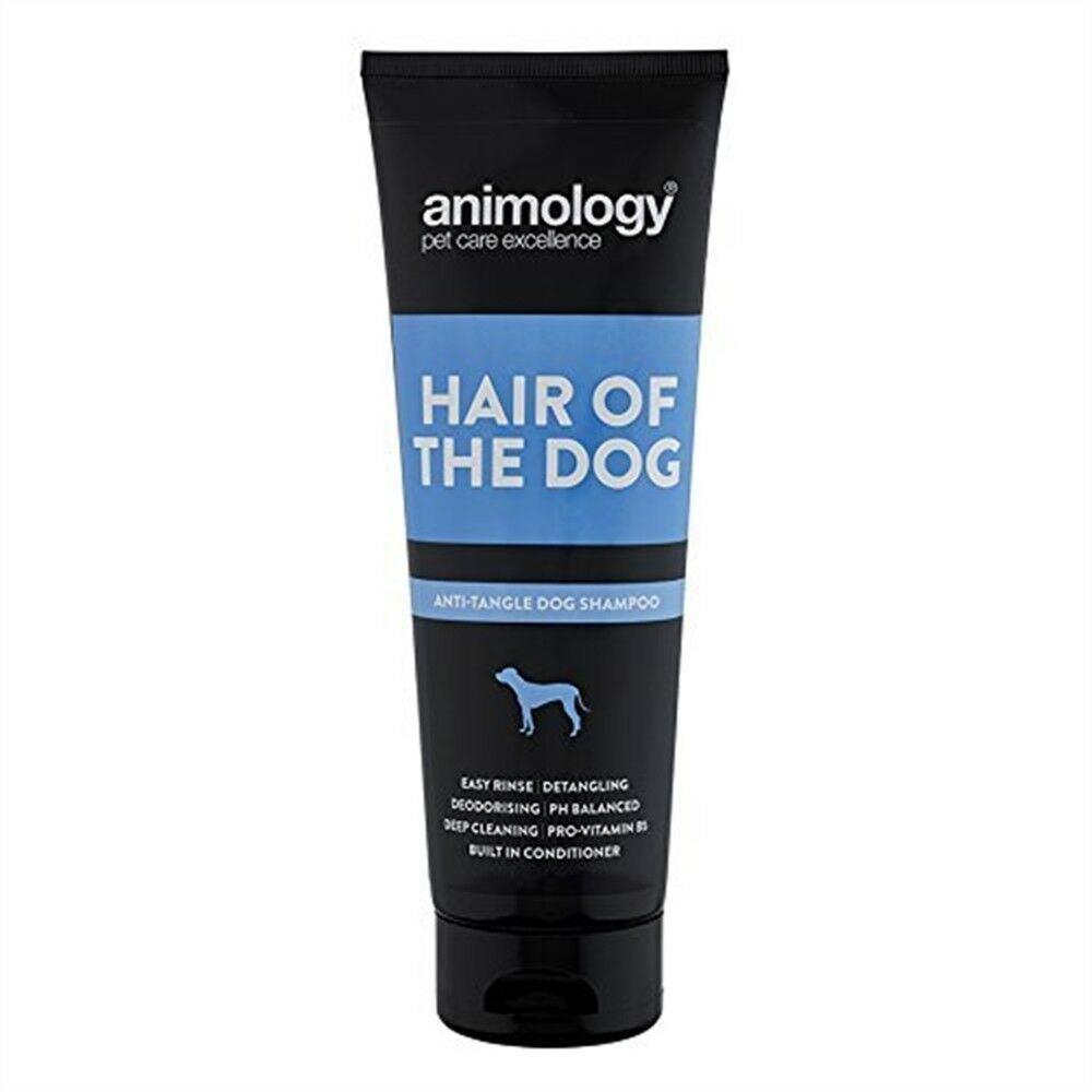 ANIMOLOGY HAIR OF THE DOG SAMPON 250ML