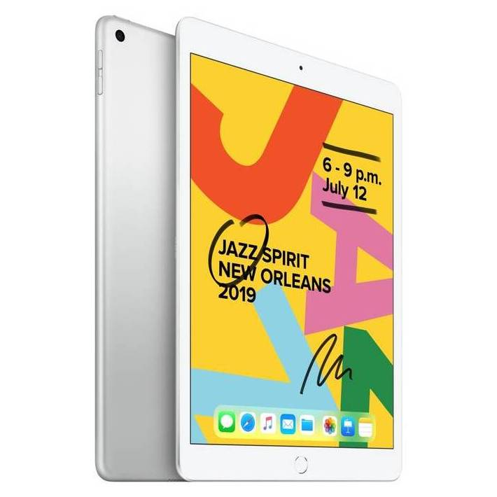 APPLE 10.2-INCH IPAD WI-FI 32GB - SILVER MW752FD/A