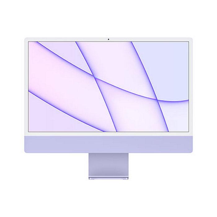 APPLE IMAC 24 CTO 4.5K M1 8-CORE GPU 256G SSD/16GB/NUM/PURPLE Z130000RQ
