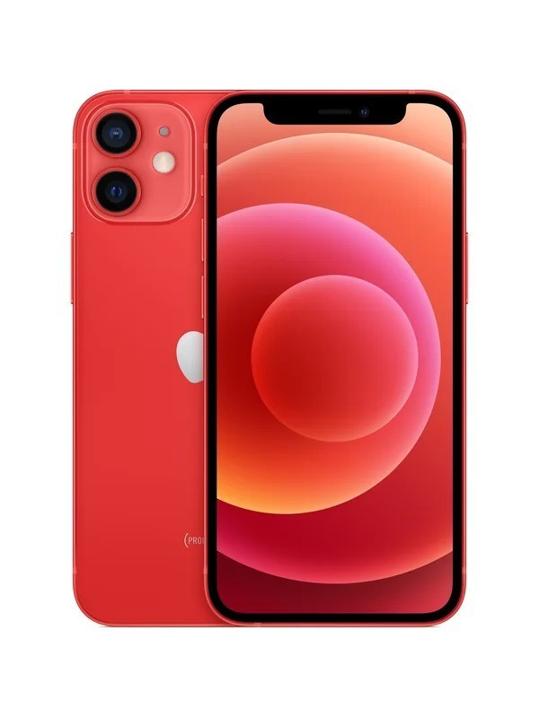 APPLE IPHONE 12 MINI 64GB (PRODUCT)RED MGE03CN/A
