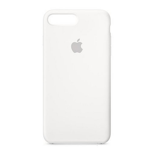 APPLE IPHONE 7 PLUS SILICONE CASE WHITE MMQT2ZM/A