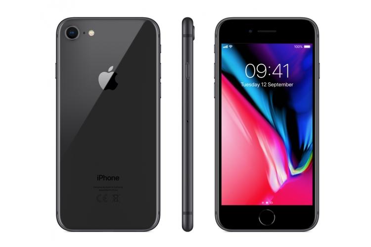 ... APPLE IPHONE 8 64GB SPACE GREY 63f90ffb9bc