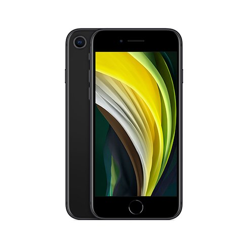 APPLE IPHONE SE 256GB BLACK (2020) MXVT2CN/A