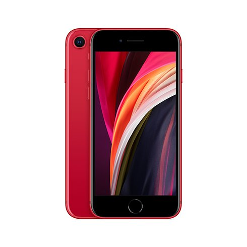 APPLE IPHONE SE 256GB (PRODUCT)RED (2020) MXVV2CN/A