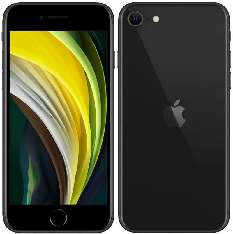 APPLE IPHONE SE 64GB BLACK (2020) MHGP3CN/A