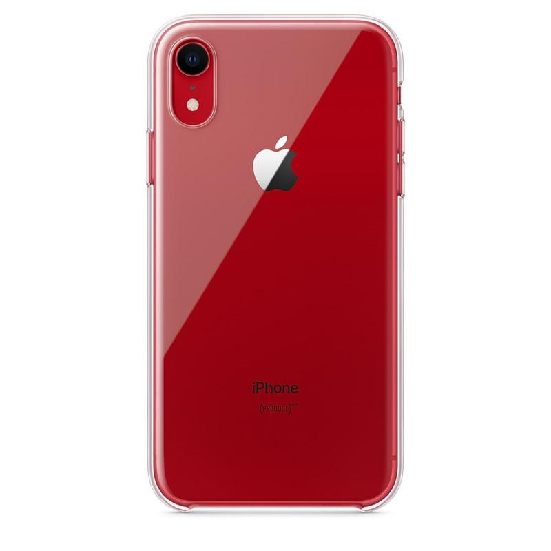 APPLE IPHONE XR CLEAR CASE, MRW62ZM/A