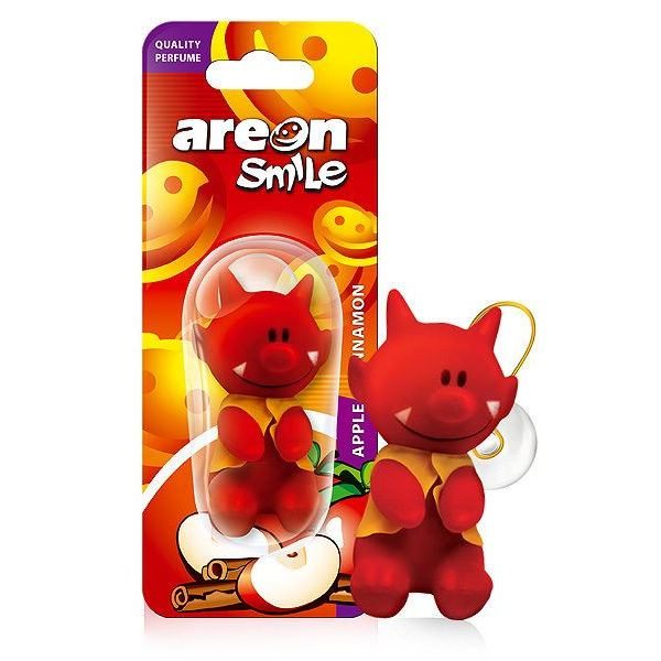AREON SMILE TOY APPLE & CINNAMON, ASB01