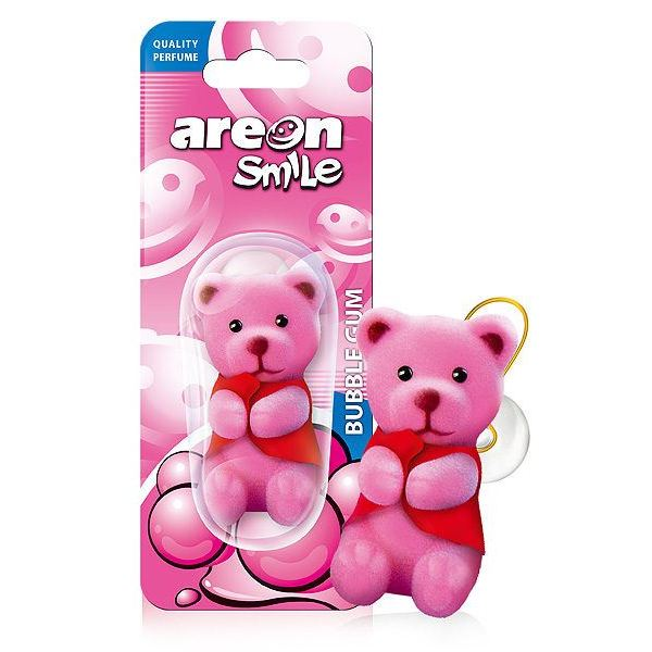 AREON SMILE TOY BUBBLE GUM, ASB06