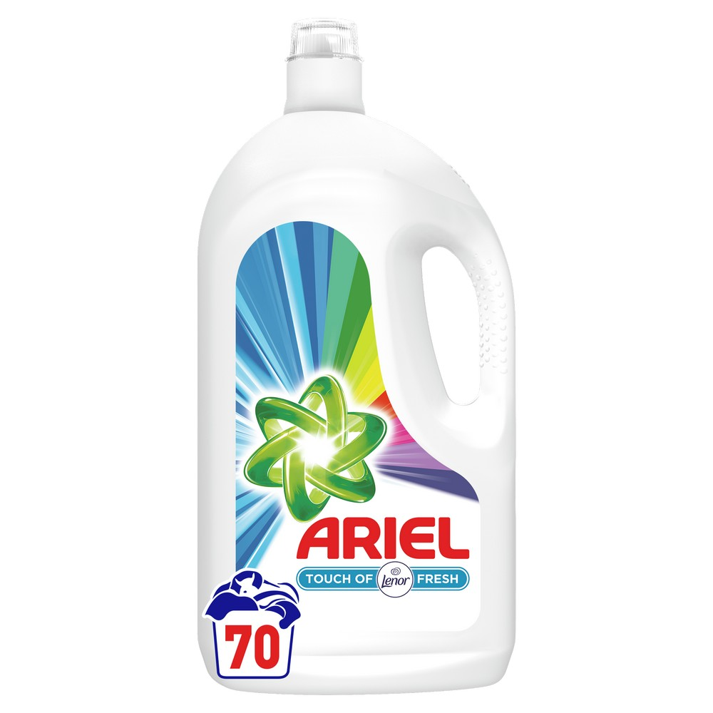 ARIEL GEL 3.85L (70 PRANI) TOUCH OF LENOR COLOR FRESH