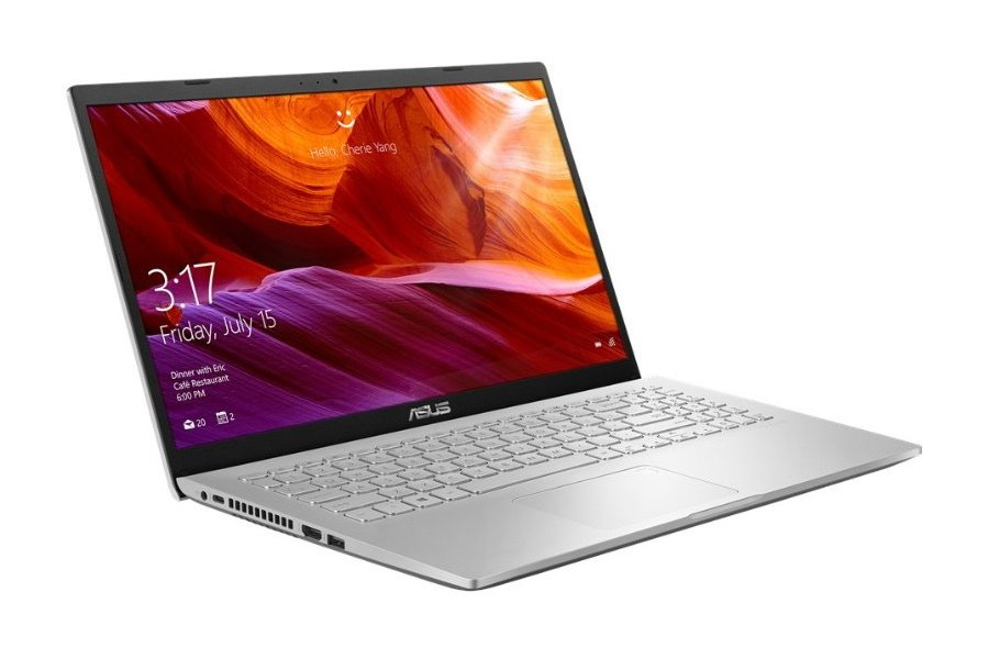 "ASUS 15 X509JA-EJ114T INTEL I5-1035G1 15.6"" FHD MATNY UMA 8GB 1TB+256GB SSD WL CAM WIN10 STRIEBORNY"