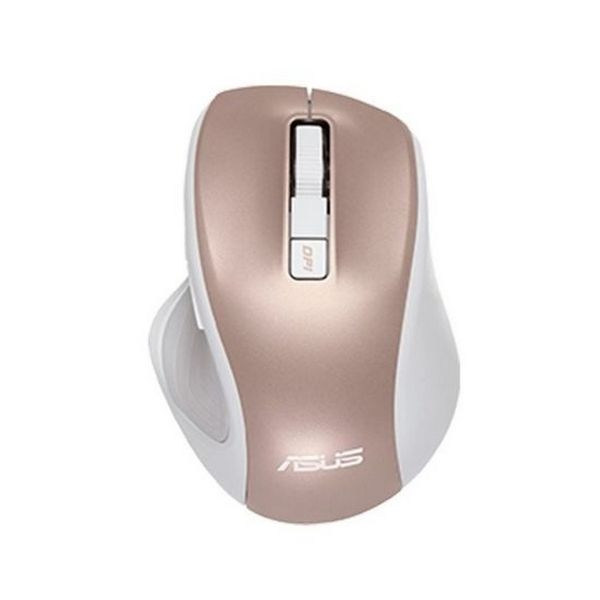 ASUS MW202 SILENT WIRELESS MOUSE ROSE GOLD 90XB066N-BMU010