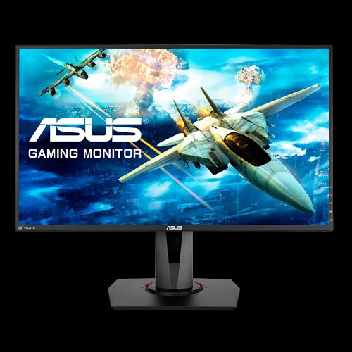 ASUS VG278QR GAMING MONITOR 27 FHD 165HZ