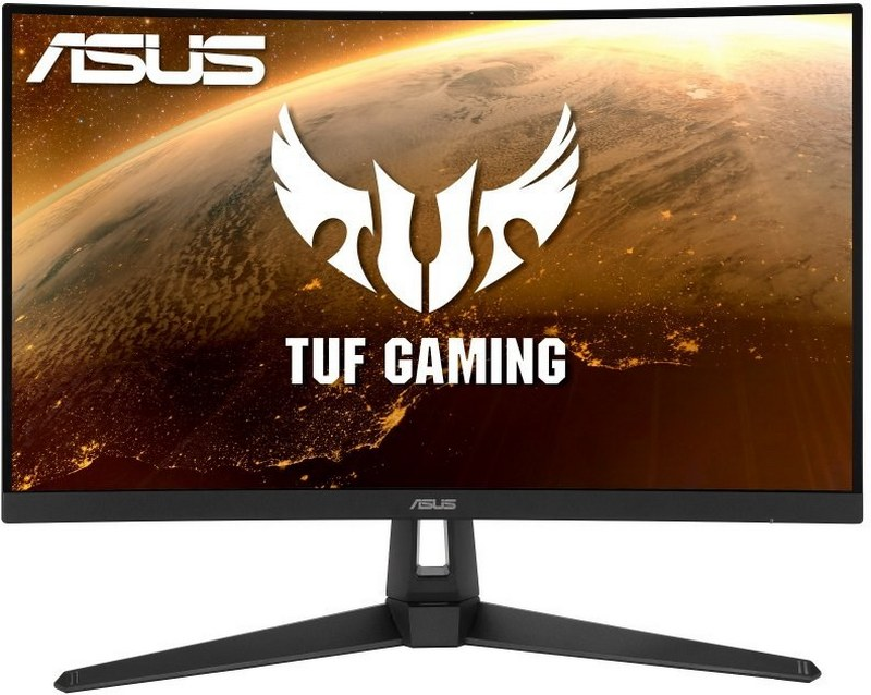 ASUS VG27VH1B 27 FHD 165HZ TUF CURVED GAMING FREESYNC 90LM0691B01170