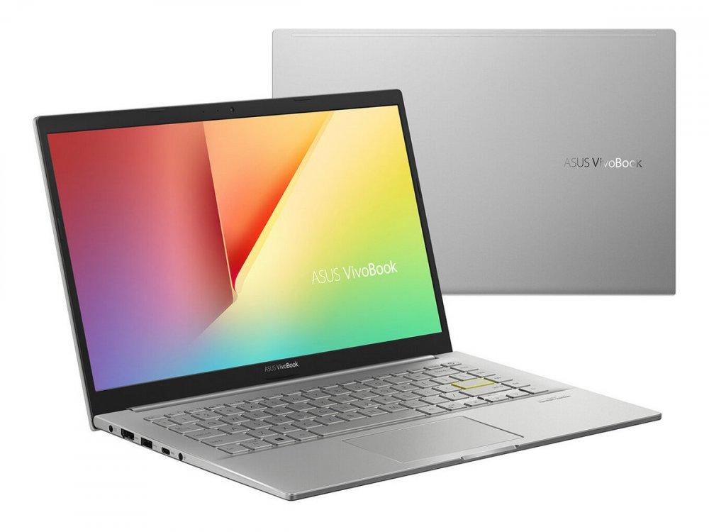ASUS VIVOBOOK 14 KM413IA-EB356T FHD R5/8GB/512GB SILVER