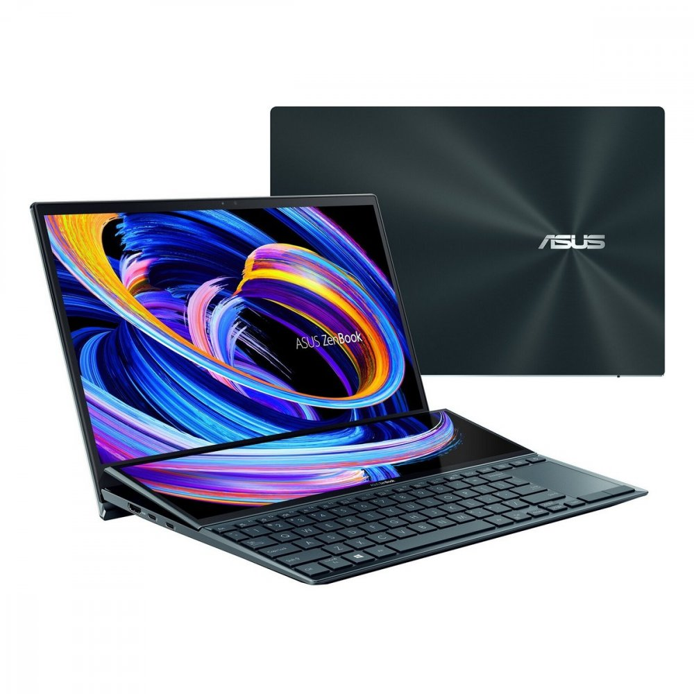 ASUS ZENBOOK DUO UX482EA-HY121T 14 FHD TOUCH I5/8GB/1TB BLUE