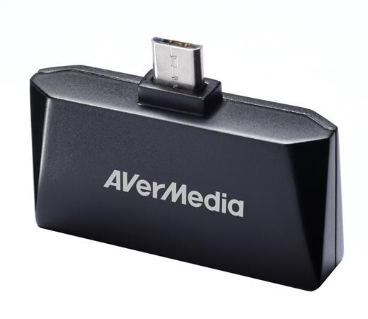 AVERMEDIA AVERTV MOBILE ANDROID-T2/ EXTERNY/ PRE TABLETY A TELEFONY/ MICRO USB/ DVB-T/ ANTENA 647266