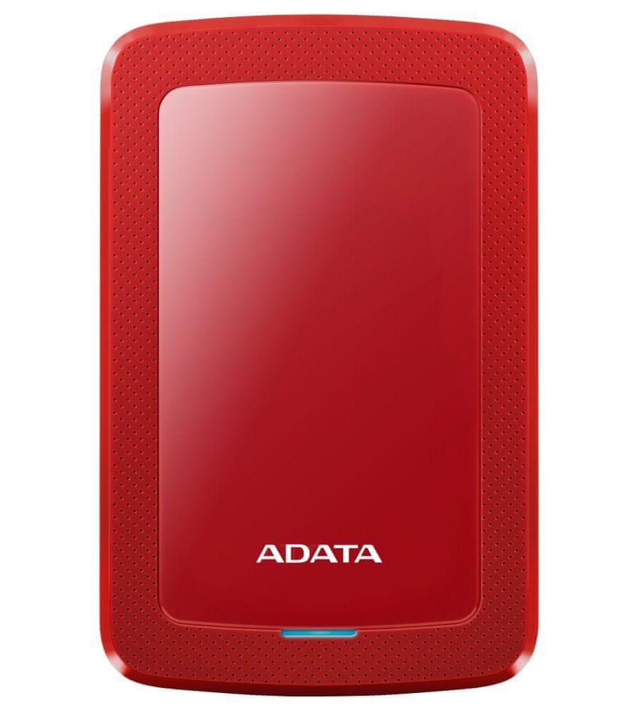 A-DATA DASHDIVE VALUE HV300 2,5 EXTERNAL HDD 1TB, AHV300-1TU31-CRD