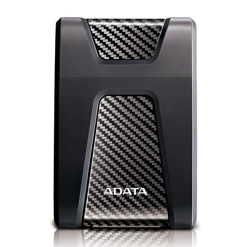 A-DATA DASHDRIVE DURABLE HD650 2,5 EXTERNY HDD 2TB USB 3.0 CIERNY AAHD6502TU31CBK