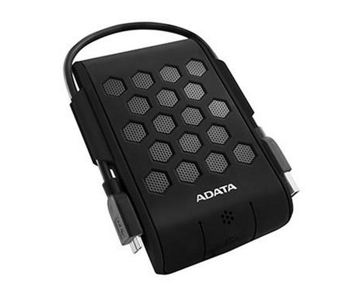A-DATA DASHDRIVE DURABLE HD720 2,5 EXTERNY HDD 2TB USB 3.0 CIERNY AAHD7202TU3CBK