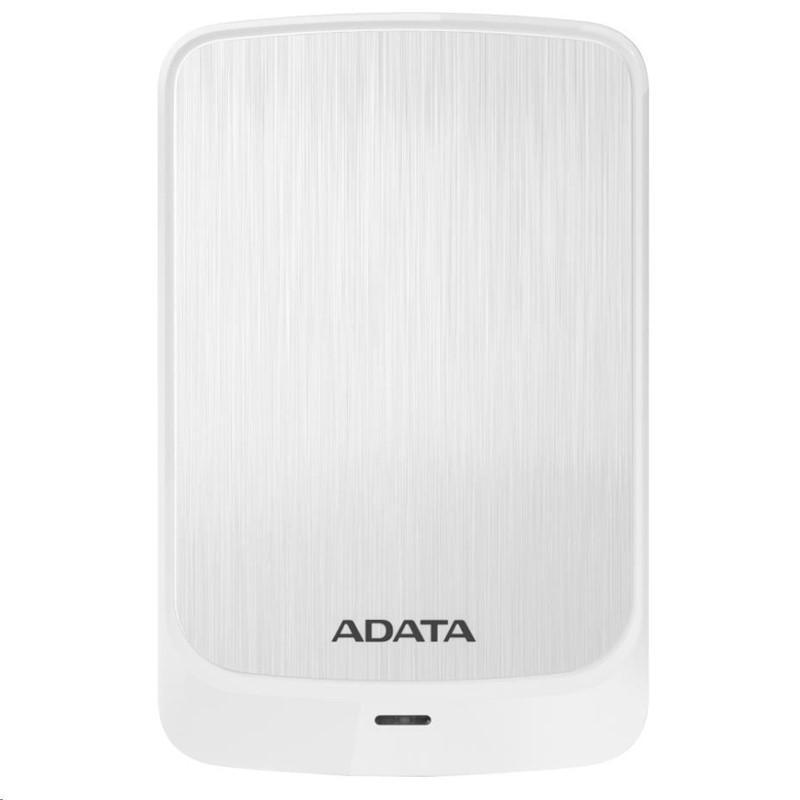 A-DATA DASHDRIVE VALUE HV320 2,5 EXTERNAL HDD 1TB USB 3.1 WHITE AHV320-1TU31-CWH