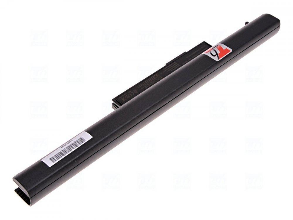 BATERIE T6 POWER HP 240 G4, 245 G4, 250 G4, 255 G4, PAVILION 14-ACXXX, 15-ACXXX, 2600MAH, NBHP0109