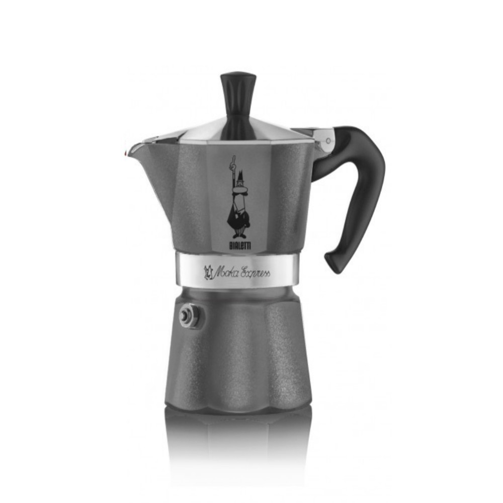 BIALETTI MOKA EXPRESS DIAMOND SEDA 6 SALOK