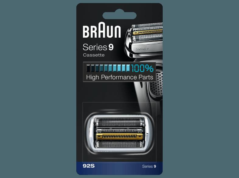 BRAUN COMBIPACK SERIES 9 - 92S
