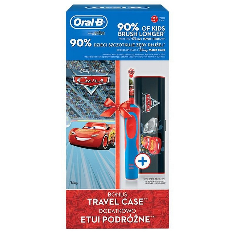 8e56b39e3 BRAUN ORAL-B VITALITY KIDS CARS + CESTOVNE PUZDRO   Andrea Shop