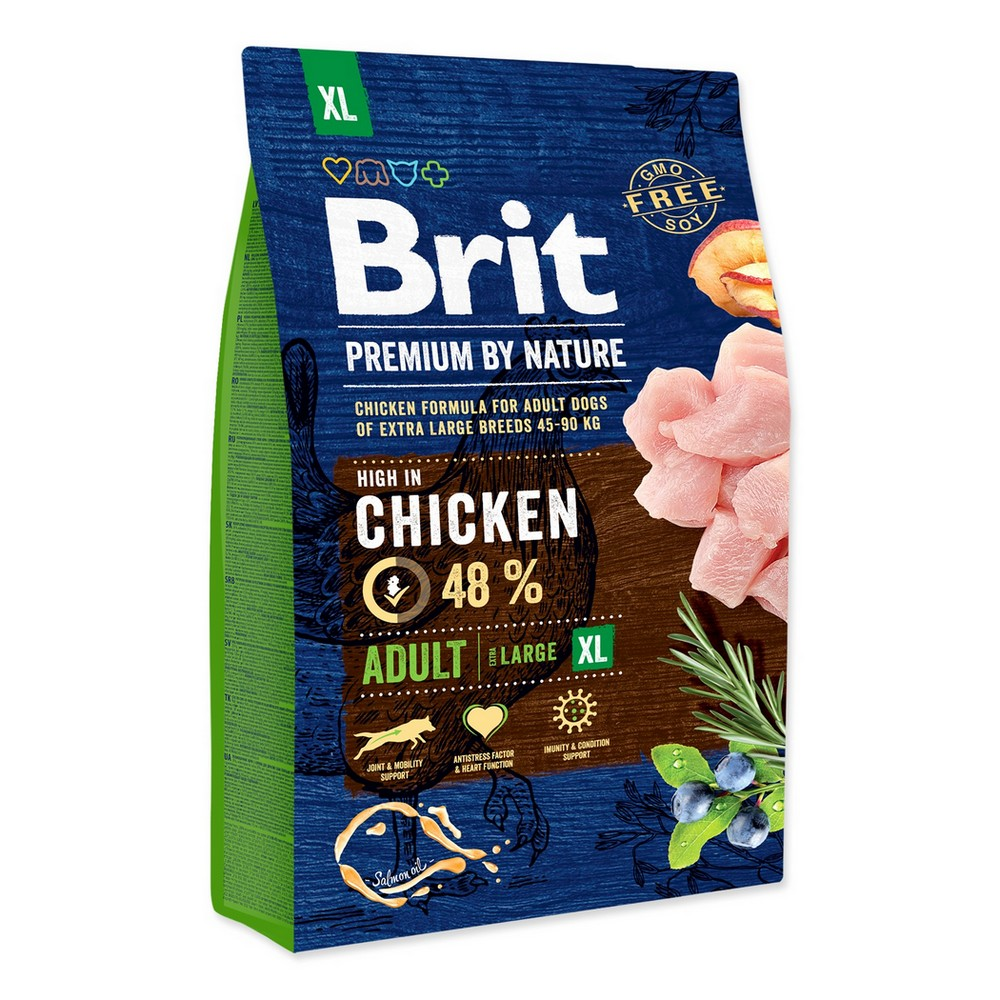 BRIT PREMIUM BY NATURE ADULT XL 3 KG (294-170832)