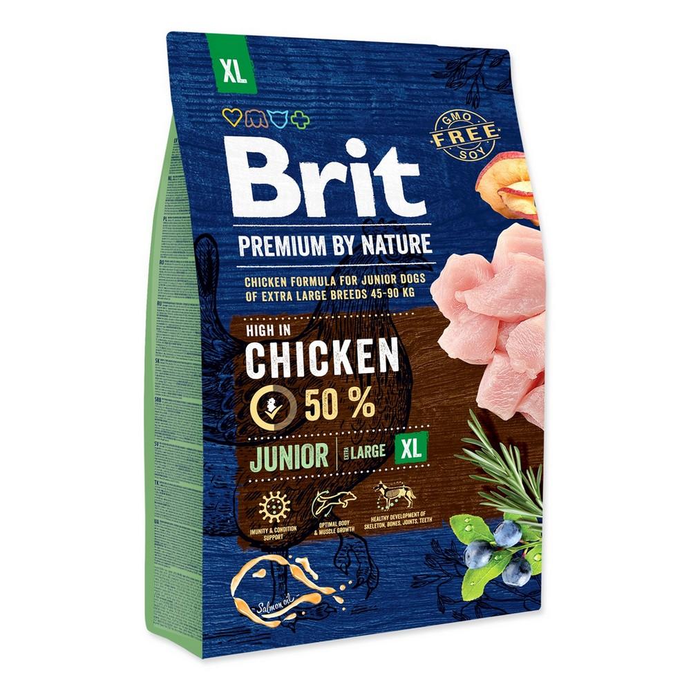 BRIT PREMIUM BY NATURE JUNIOR XL 3 KG (294-170830)