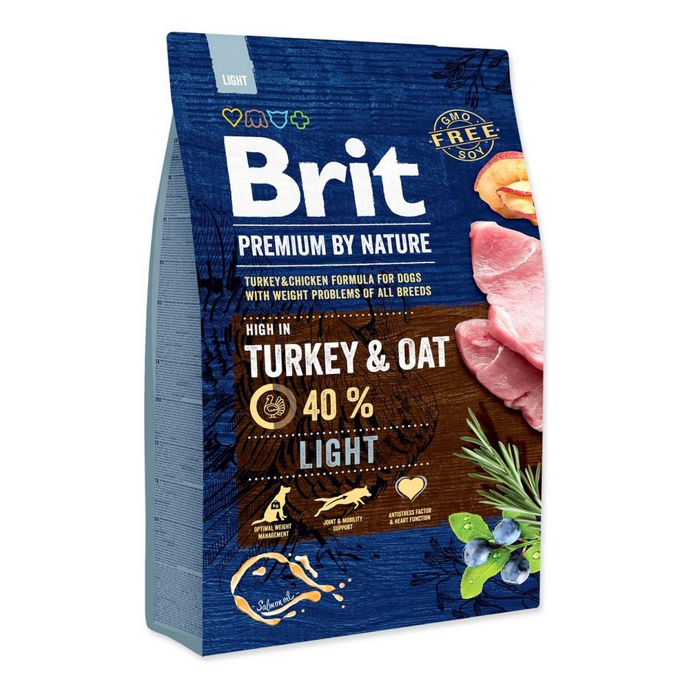 BRIT PREMIUM BY NATURE LIGHT 3 KG (294-170839)